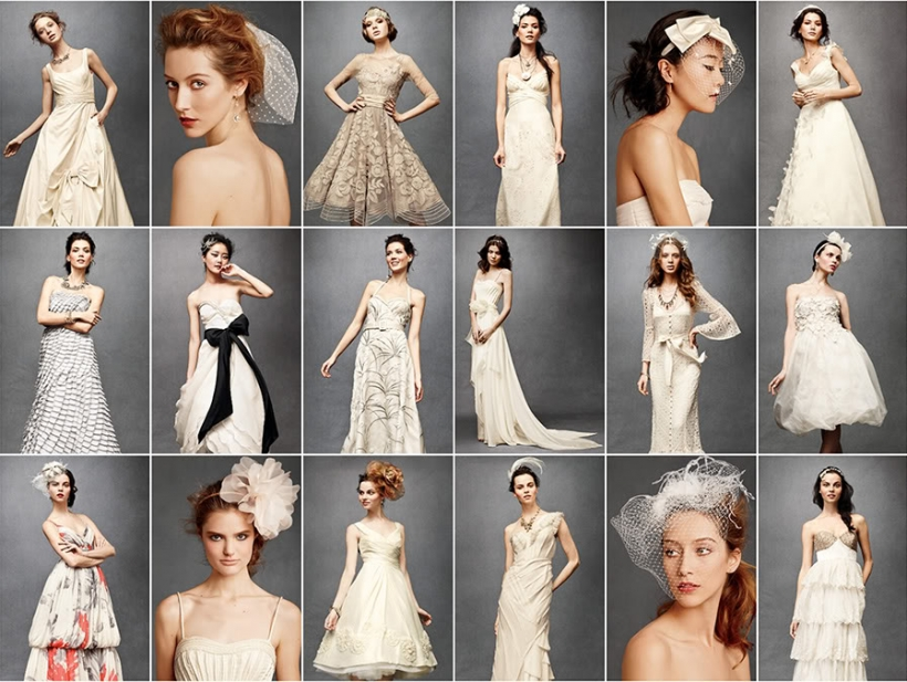 Wedding Dresses + Charlotte = Anthropologie » Charlotte Wedding ...