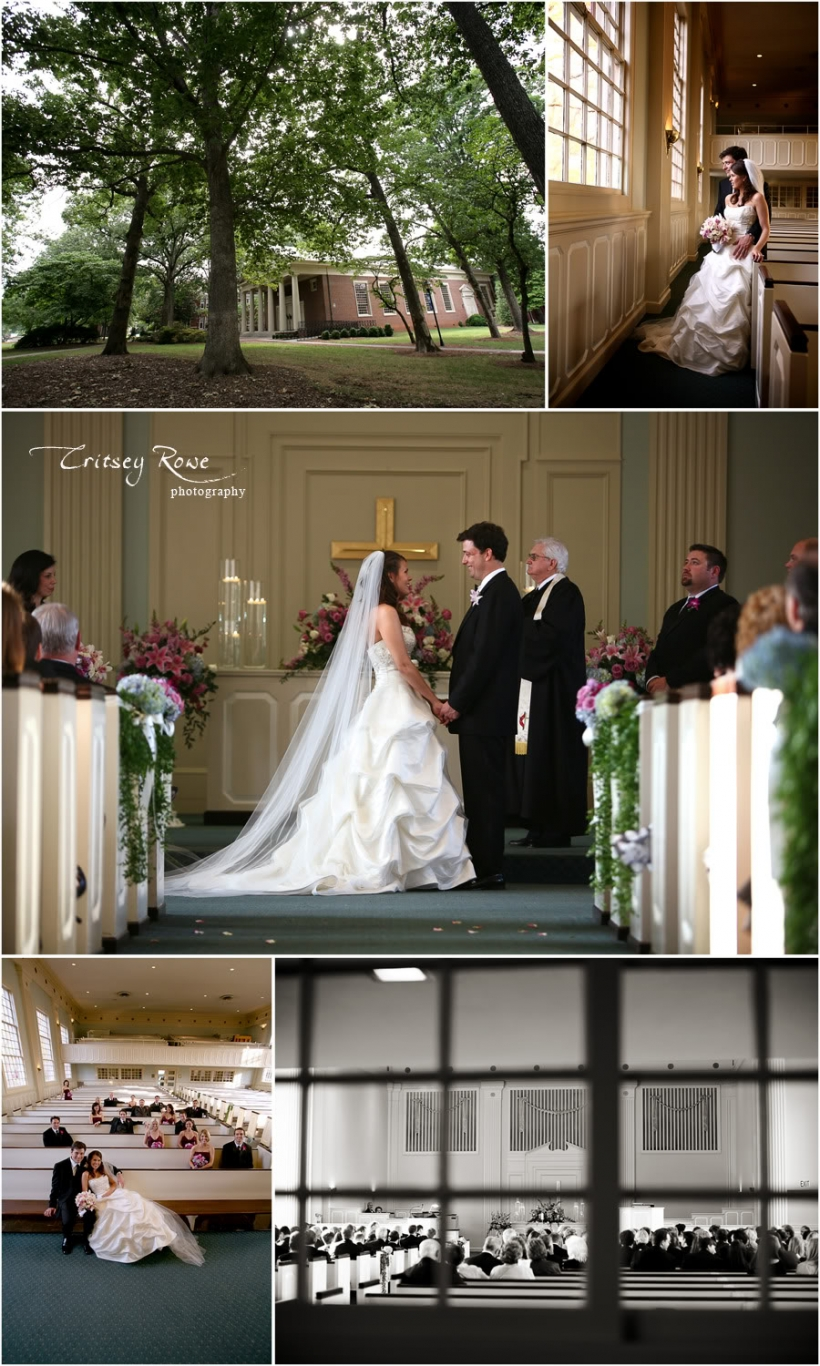 Charlotte churches for weddings non members belk for Non traditional wedding venues nyc