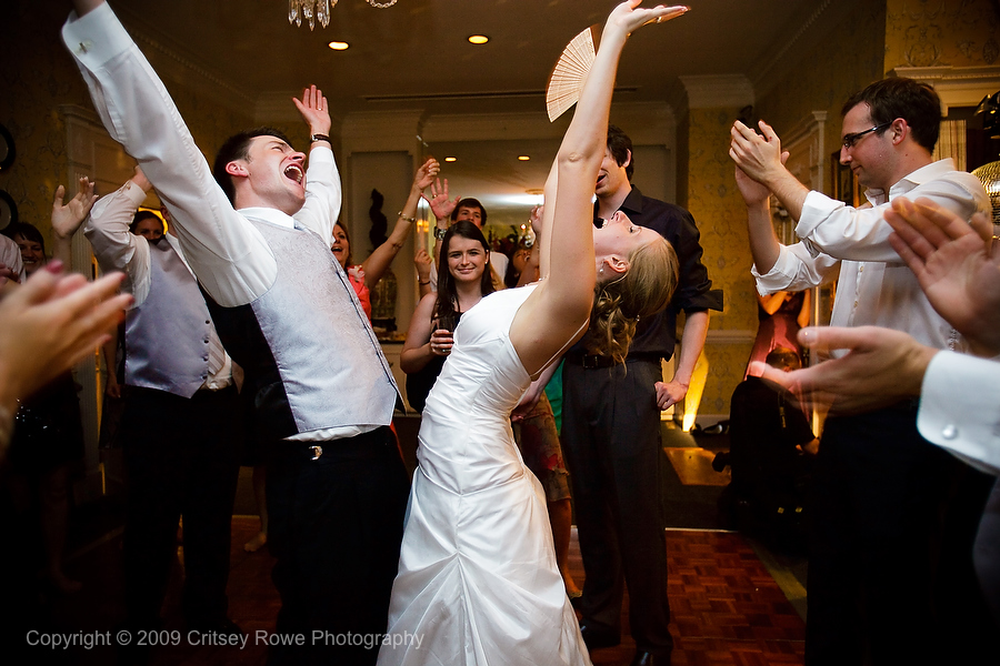 Charlotte wedding photographer morehead inn reception for How to be a wedding photographer