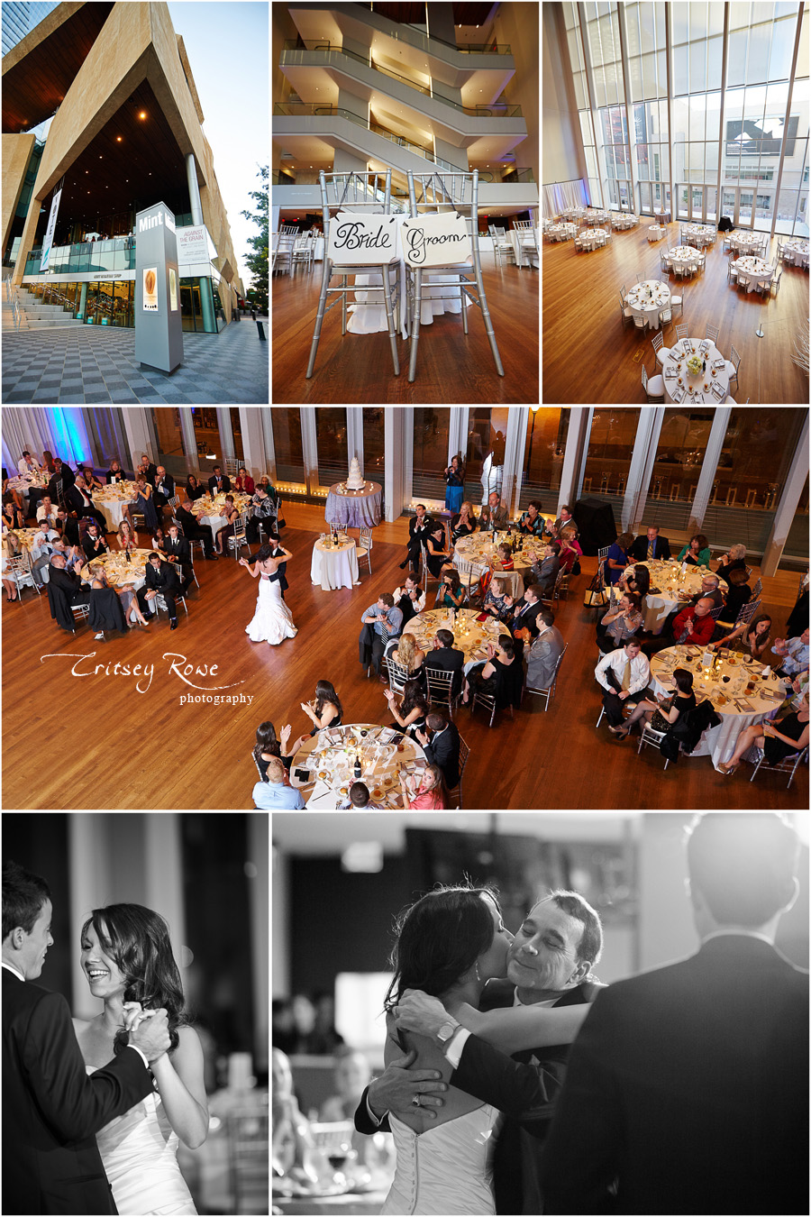 c78659981ed5 Mint Museum Uptown Charlotte Wedding
