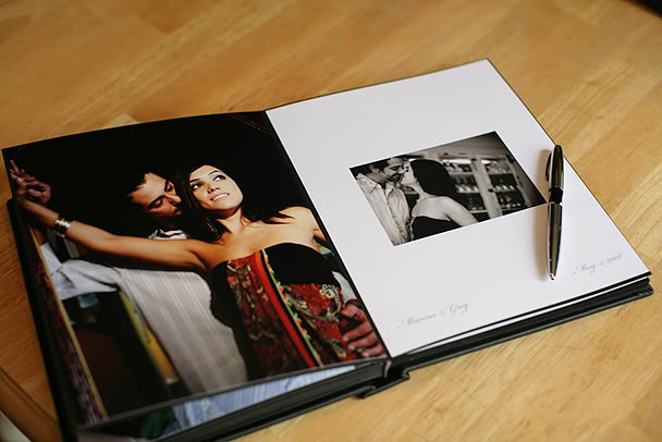 engagement photos guest book charlotte wedding photographer