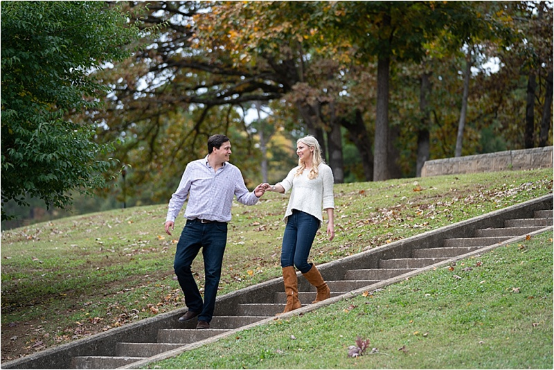 Charlotte engagement photo locations